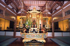 写真:留辺蘂町 報恩寺(2)