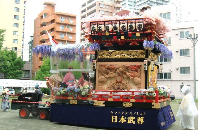 写真:札幌市中央区 三吉神社(1)