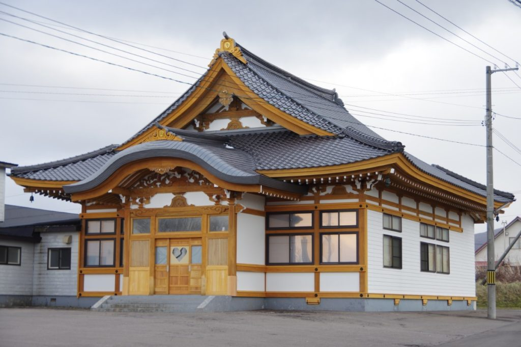 写真:岩内町 地蔵寺(1)