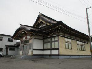 写真:岩内町 地蔵寺(2)