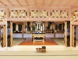 写真:東神楽町 法含寺(2)