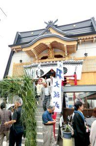 写真:士別市 神理教(2)