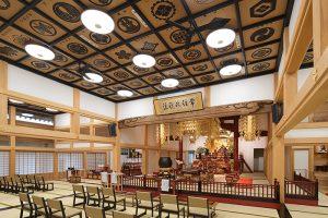 写真:札幌市豊平区 経王寺(3)