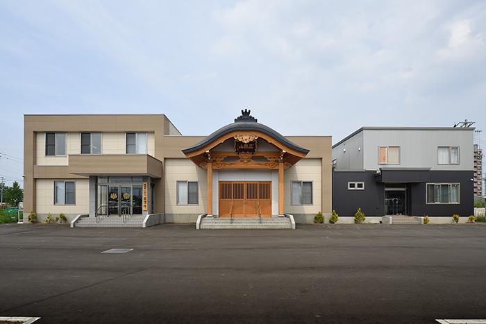 写真:札幌市西区 龍澤寺(1)