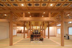 写真:札幌市西区 龍澤寺(2)