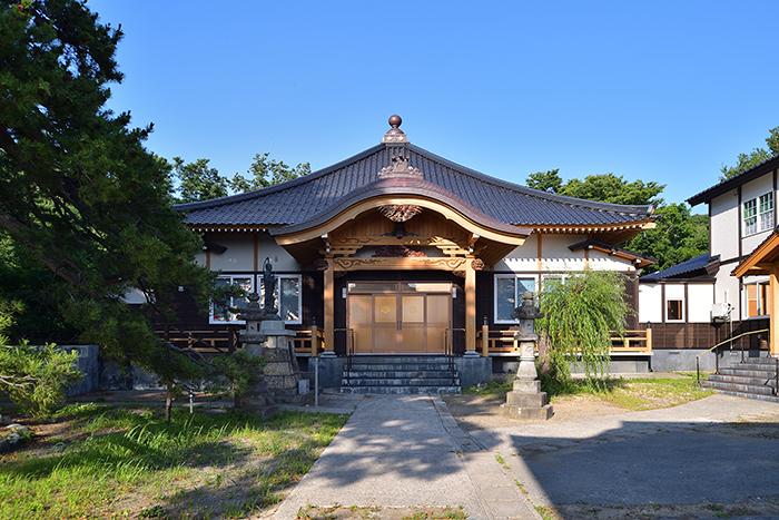 写真:青森県 松源寺(1)
