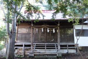 写真:札幌市 琴似神社祖霊殿建替え(2)